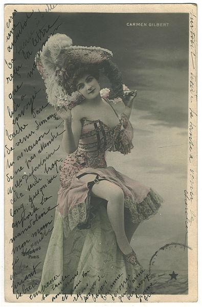 File:GILBERT, Carmen Étoile. 761-66. Photo Stebbing.jpg