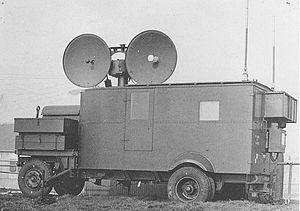 John Cockcroft - GL Mk. III radar