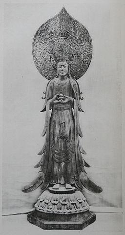 GUZE Kannon Horyuji