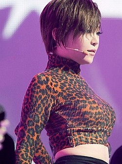 Gain at the 2012 MBC Gayo Daejejeon2.jpg