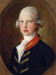 Prince Edward, later Duke of Kent (1767-1820)