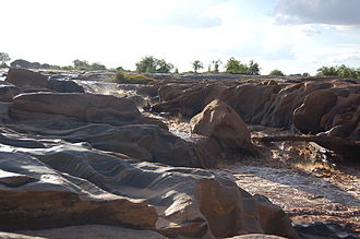 Athi-Galana-Sabaki River - Image: Galana River Kenya