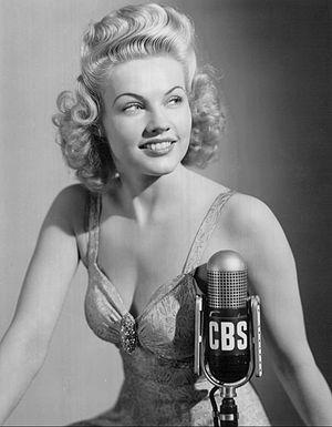 Gale Robbins - Circa 1941