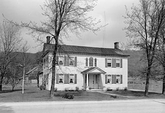 Jonas Galusha - The Gov. Galusha Homestead