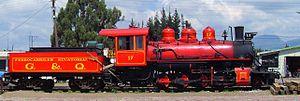 Empresa de Ferrocarriles Ecuatorianos - Image: Gand Q