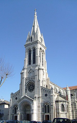 Roman Catholic Diocese of Gap - Gap Cathedral  (constructed 1866–1905)