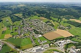 Luftbild von Garbeck