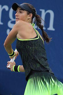 Caroline Garcia - Wikipedia