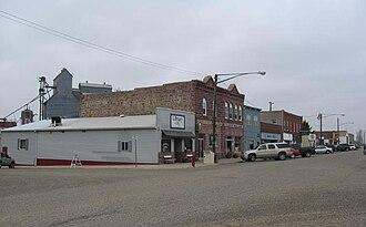 Garretson, South Dakota - Image: Garretson, SD 1
