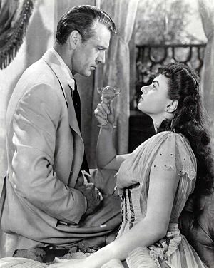 Saratoga Trunk - Gary Cooper and Ingrid Bergman