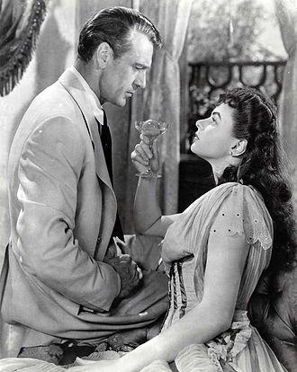 Saratoga Trunk - Gary Cooper and Ingrid Bergman