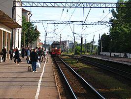 Варшавский вокзал (Гатчина)