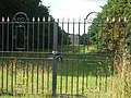 Gated ride to Woodland Grange - geograph.org.uk - 1414887.jpg