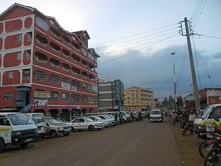 Gatundu Township in Kiambu County, Kenya