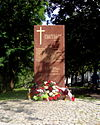 Gdansk-Monument of Poles Massacred in Volhynia edited.jpg