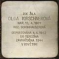 Gedenkstein für Olga Kirschnerova (Brno).jpg
