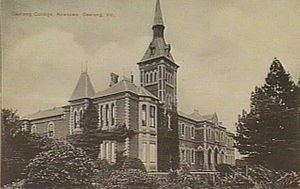 Geelong College - The Geelong College, 1906