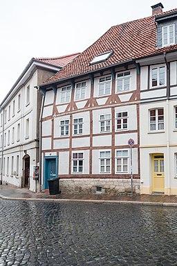 Gelber Stern in Hildesheim