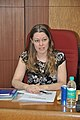 Gemma Levett - Superbugs Exhibition Meeting - NCSM - Kolkata 2018-03-07 8188.JPG