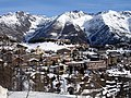 General view of Auron village.JPG