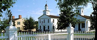 Genesee Country Village and Museum - The Historic Village of 68 relocated area buildings