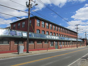 North Providence, Rhode Island - Geneva Mills in North Providence