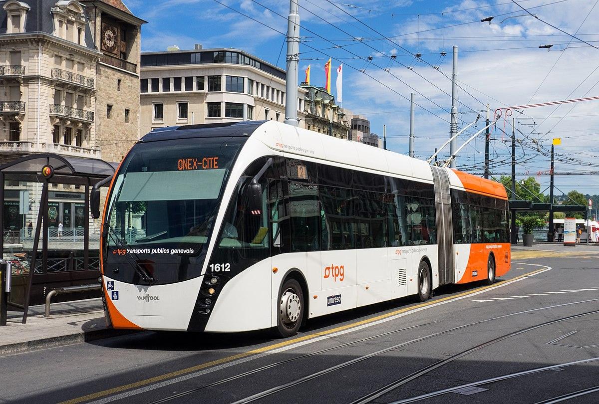 History of UMZ trolleybuses