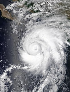 Hurricane Genevieve (2020) Category 4 Pacific hurricane in 2020