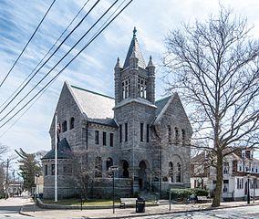 George Hail Public Library Warren Rhode Island