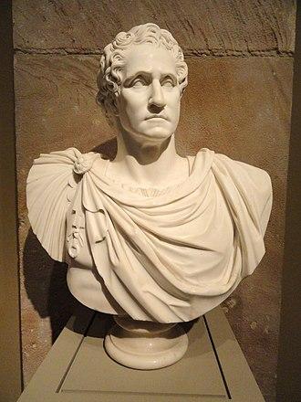 George Washington (Ceracchi) - Image: George Washington, attributed to Massimiliano Ravenna, c. 1819 DSC03159