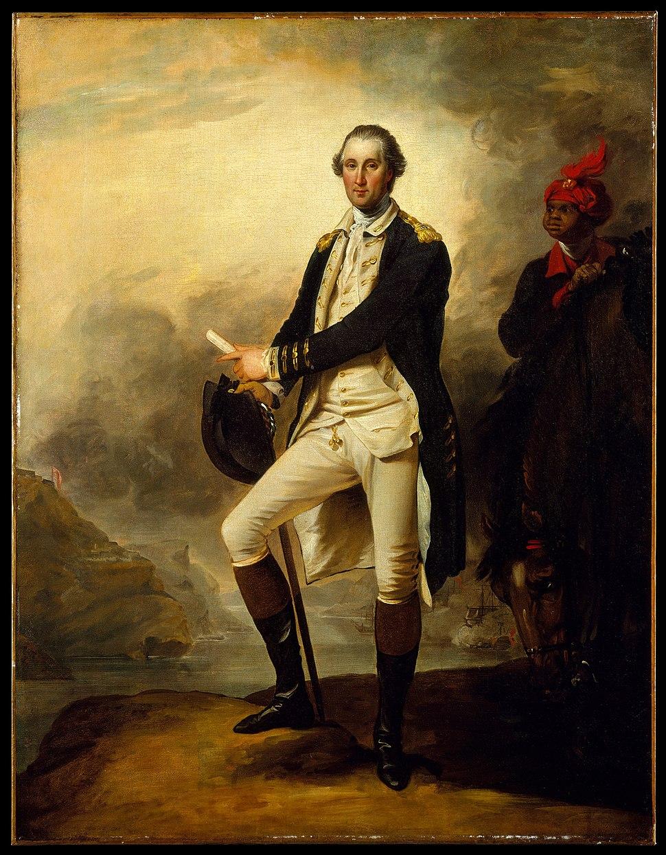 George Washington MET DT2823