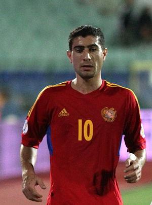 Gevorg Ghazaryan - Image: Gevorg Ghazaryan