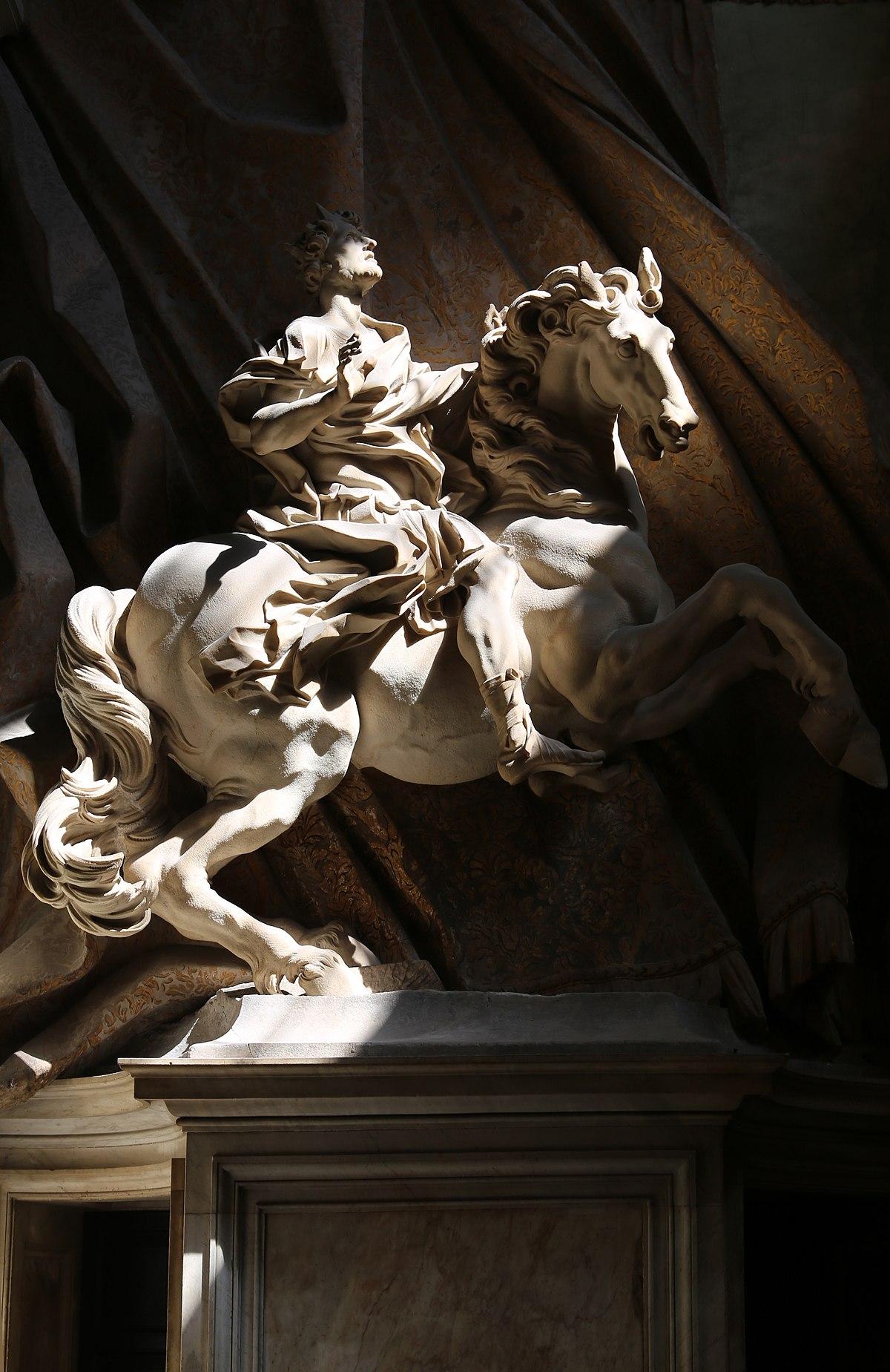 The Vision Of Constantine Bernini Wikipedia