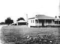 Gibraltar Evacuee Camp, Jamaica - Dental Parlour and General Scene.jpg