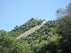 Charles V Wall - Image: Gibraltar Rock 06