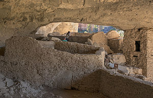 Gila Cliff Dwellings National Monument - Gila Cliff Dwelling