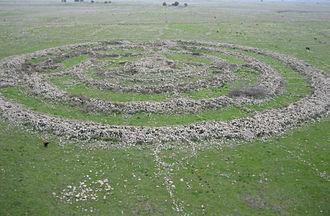 Og - Image: Gilgal Refa'im Rujm el Hiri