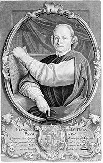 Giovanni Battista Passeri Italian painter