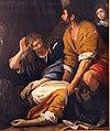 Giovanni andrea de ferrari, un santo resuscirta un muratore caduto, 02.JPG
