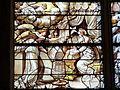 Gisors (27), collégiale St-Gervais-et-St-Protais, 2e collatéral sud du chœur, verrière n° 10 - vie de la Vierge 5.jpg