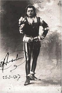 Giuseppe Anselmi Italian opera singer