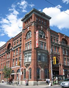 The Gladstone Hotel In West Of City Has Recently Been Converted Into A Boutique And Important Cultural Venue