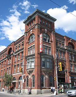 Broadview Hotel Toronto Restaurant