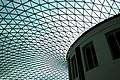 Glass and steel roof of the Great Court, British Museum, London - panoramio (6).jpg