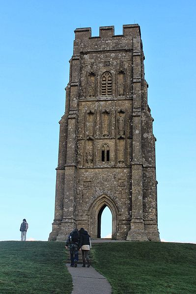 File:Glastonbury Tor Evening.JPG