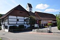 Glattfelden - Klingelehaus (Gottfried-Keller-Zentrum), Gottfried-Keller-Strasse 8 2011-09-15 13-45-24 ShiftN.jpg