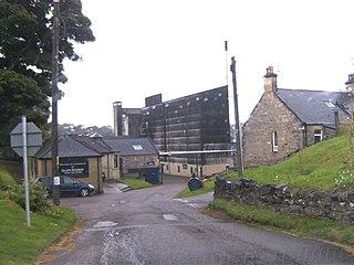 Glen Moray distillery Distillery in Moray, Scotland