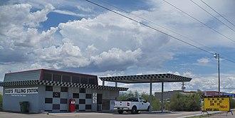 Mammoth, Arizona - God's Filling Station