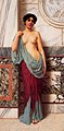 Godward-At the Thermae-1909.jpg