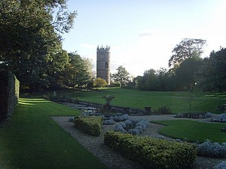 University of Bristol - The Gardens of Goldney Hall were acquired by the Wills family
